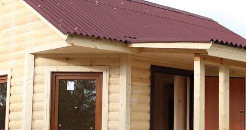 У каждого дома есть своя крыша!