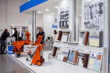 При поддержке КНАУФ в Краснодаре пройдут юбилейный 30-й «ЮгБилд» и конференция «Национальные проекты в сфере строительства»!
