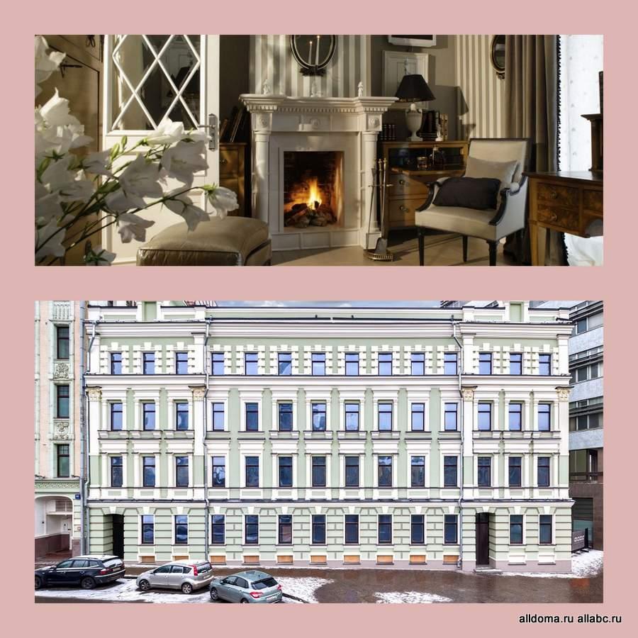 Кто из девелоперов представит лучший объект реконструкции в историческом центре Москвы?