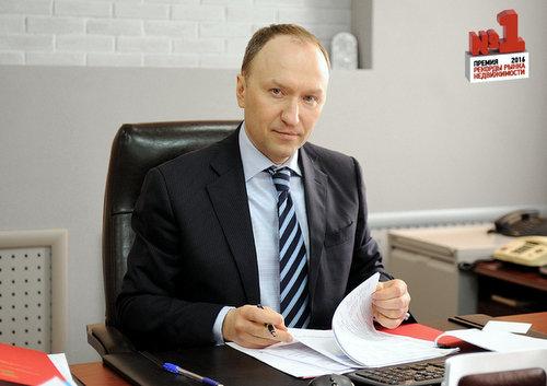 Руководитель Департамента строительства Москвы А.Ю. Бочкарев